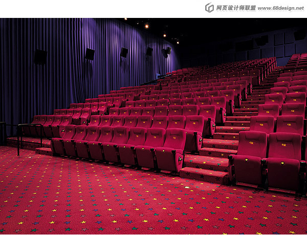 Stage venue material 6805