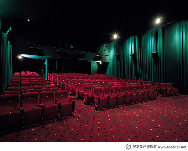 Stage venue material 6927