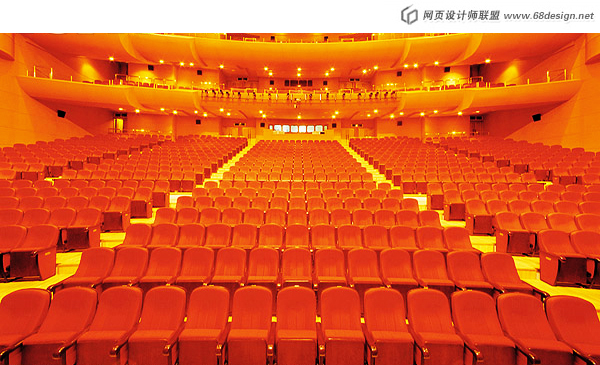 Stage venue material 7174