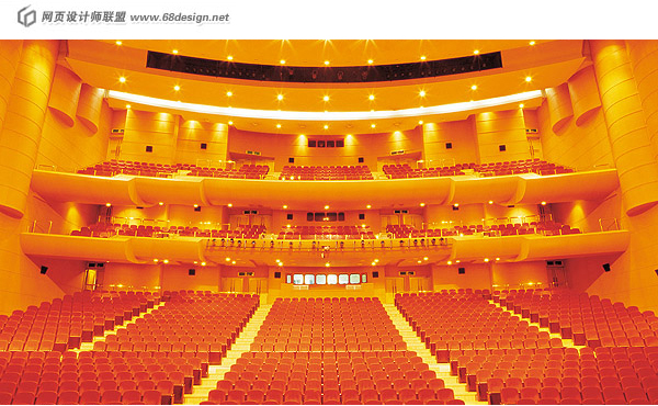 Stage venue material 7295