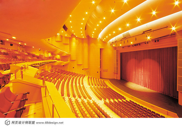 Stage venue material 7533