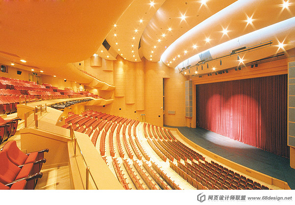 Stage venue material 7650