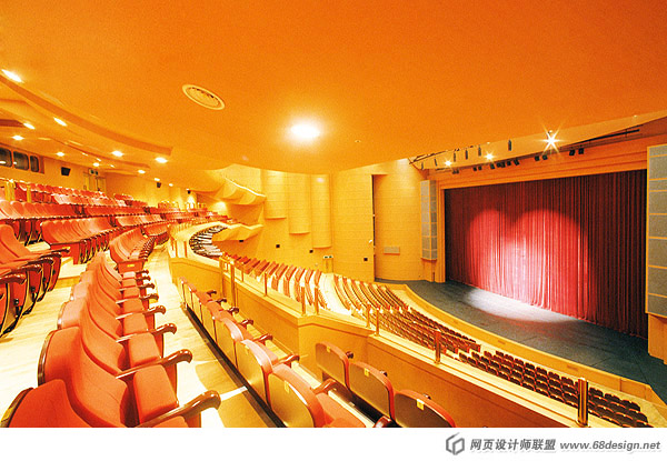 Stage venue material 7764