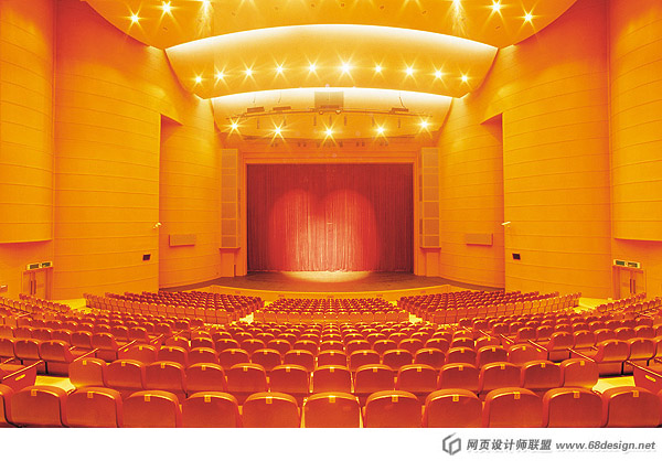 Stage venue material 7877