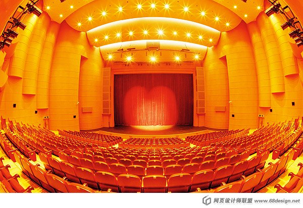 Stage venue material 7990
