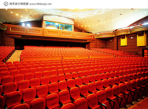 Stage venue material 8215