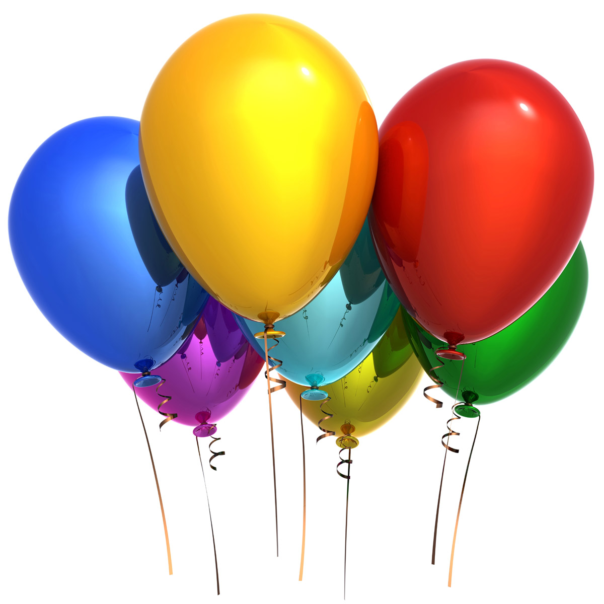 Colorful balloons 16226