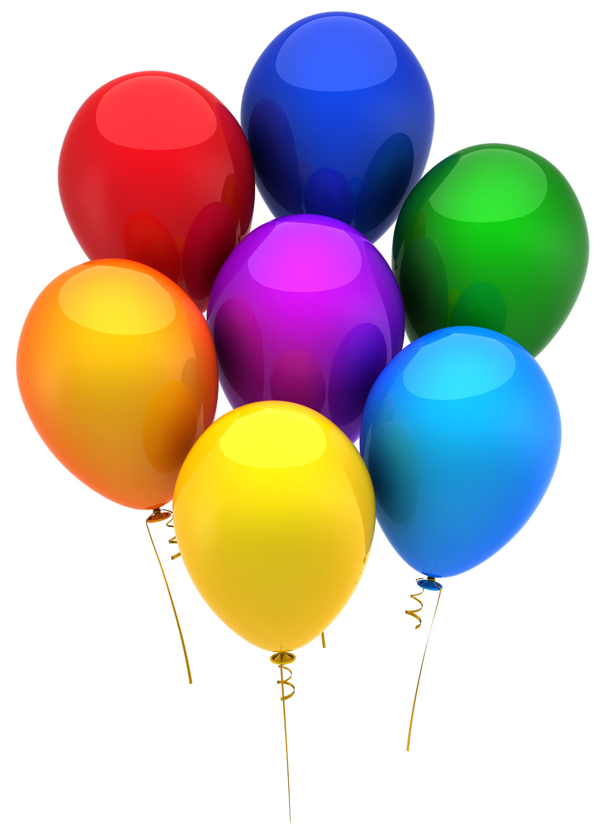 Colorful balloons 16344