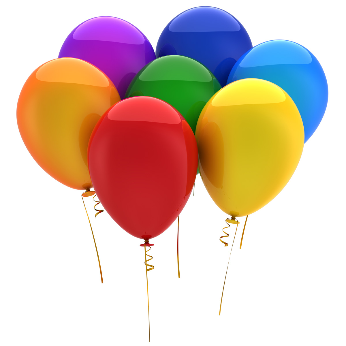 Colorful balloons 16403