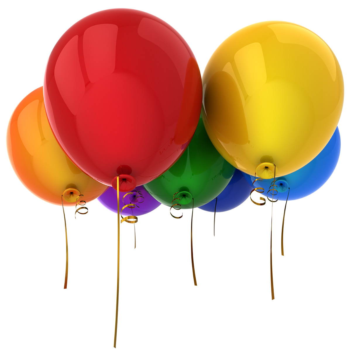 Colorful balloons 16462