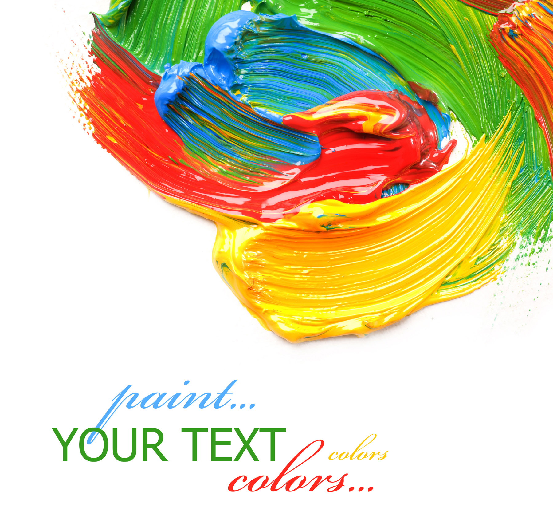 Colorful painting 2111
