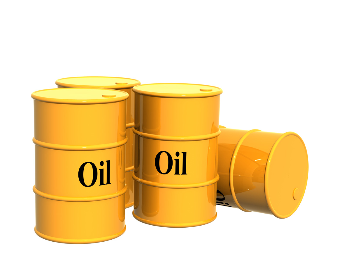 Barrels of oil 29364