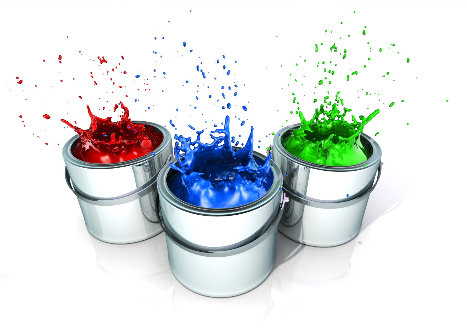 High-definition picture paints and pigments 8328