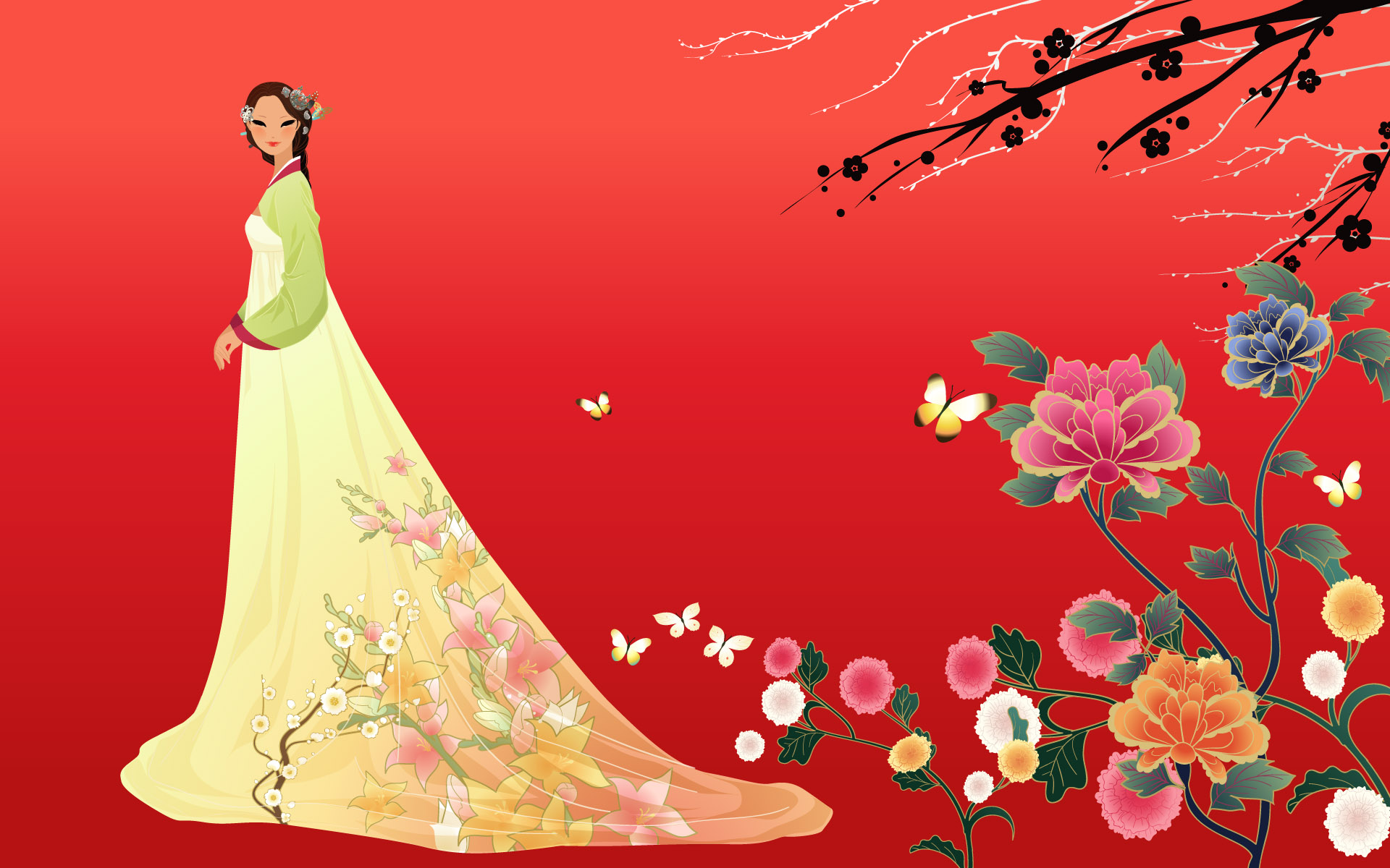 Korean women Wallpapers 6514