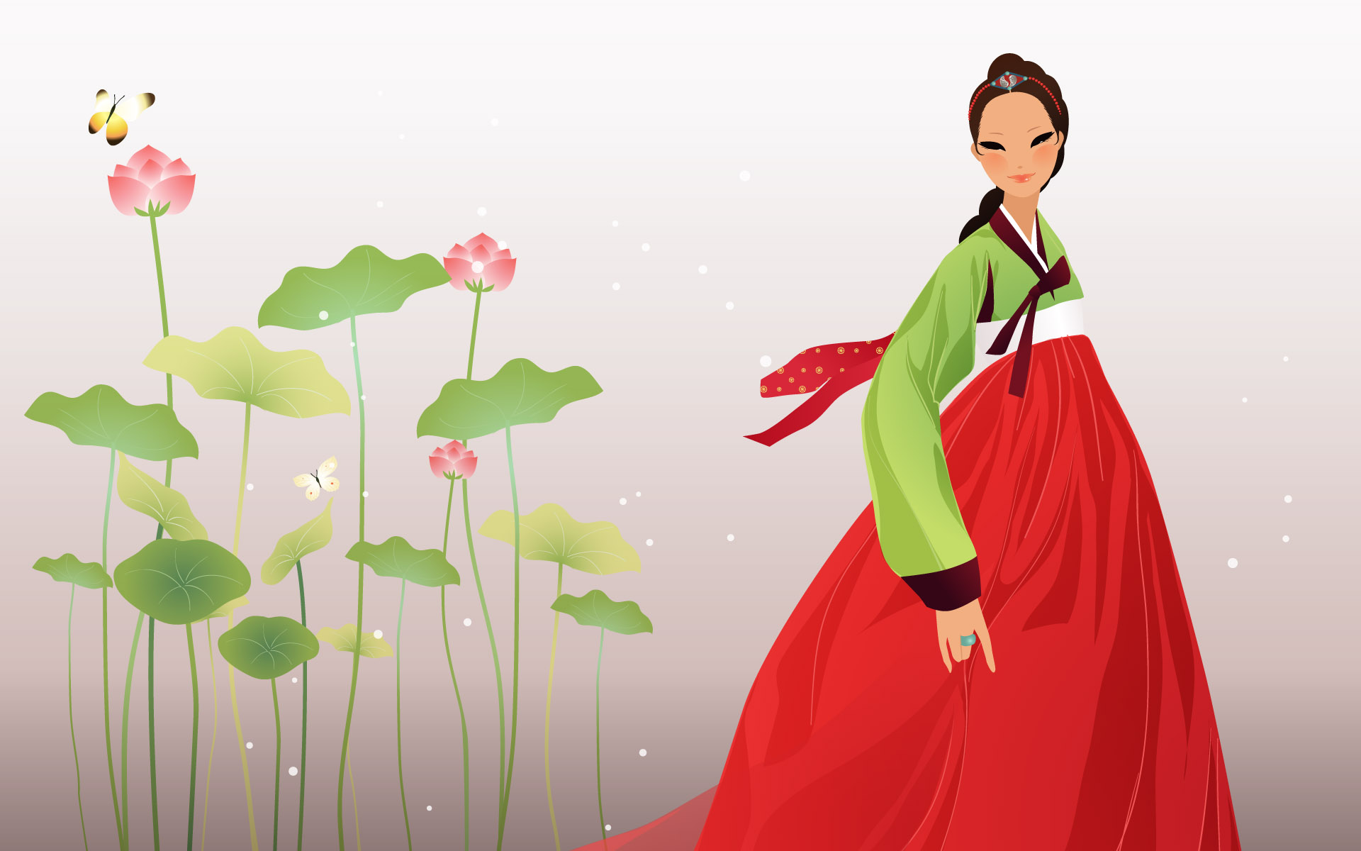 Korean women Wallpapers 6764
