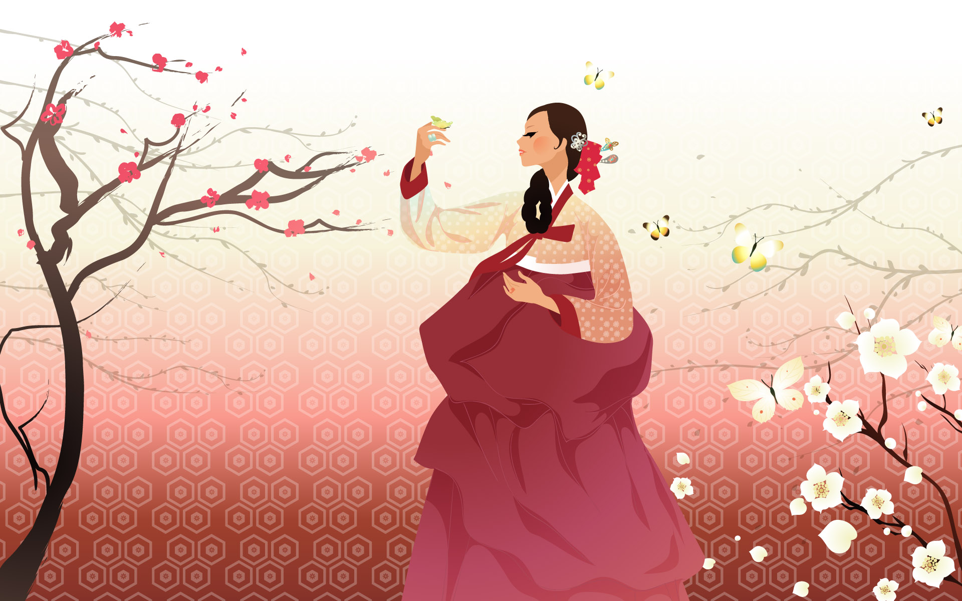 Korean women Wallpapers 8954