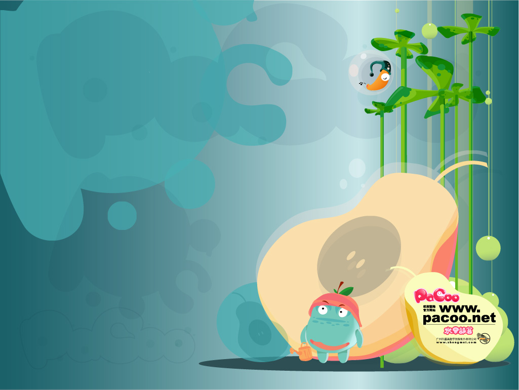 Cartoon Vector Wallpaper 22867