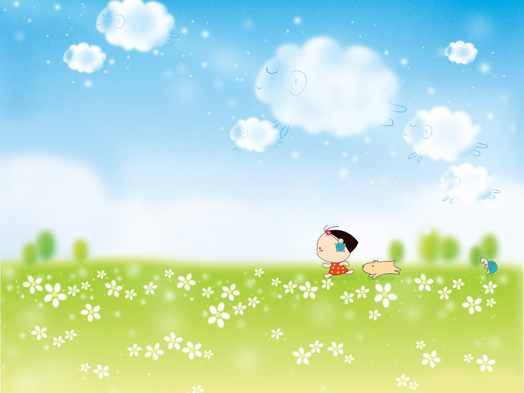 Cartoon wallpaper 23279