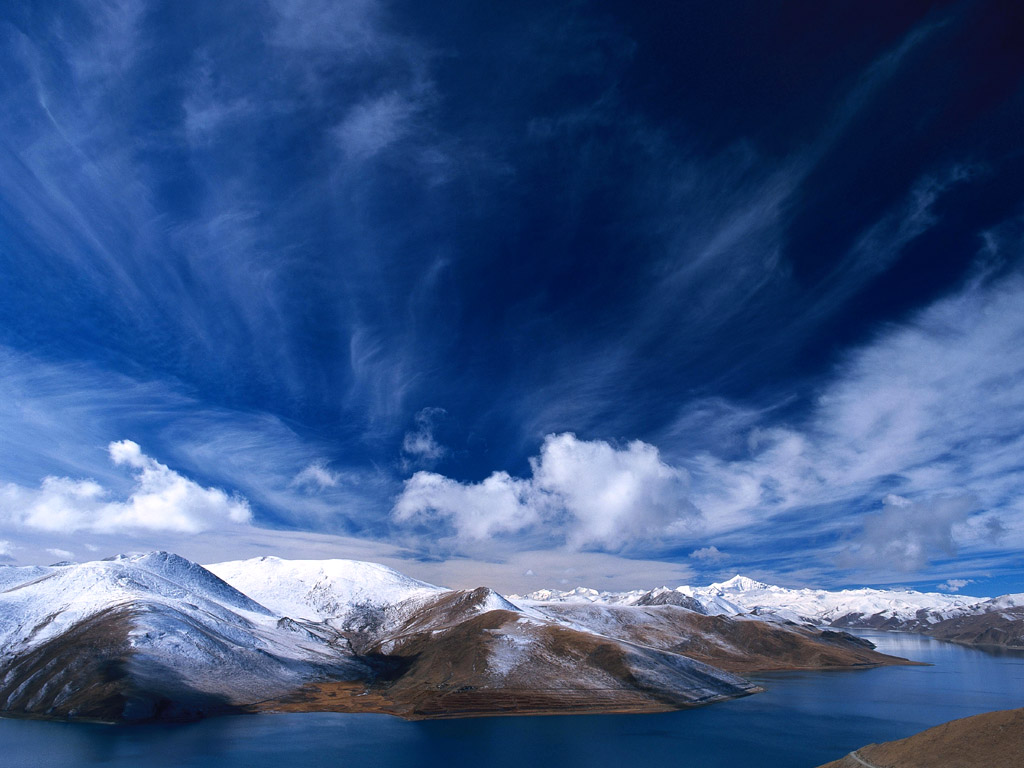 Mountain clouds 2291