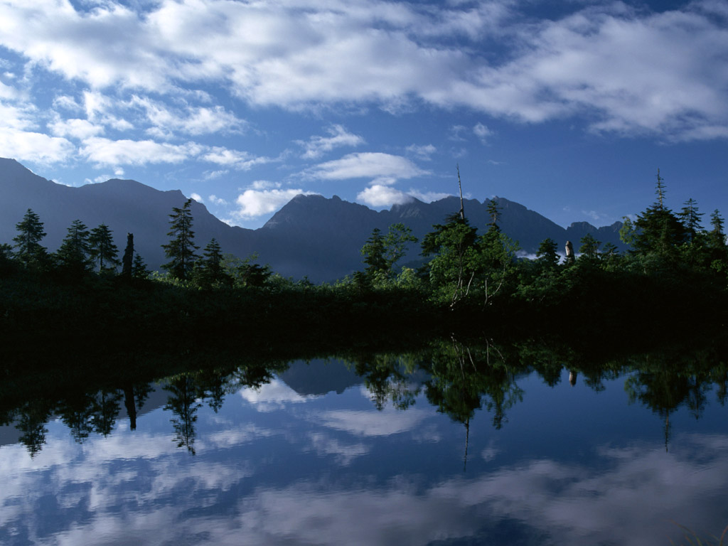 Mountain clouds 2458