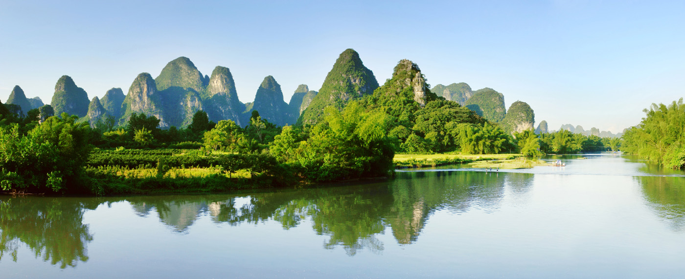 Guilin Landscape 30488