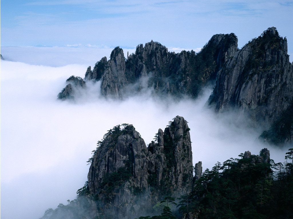 Mountain clouds 33