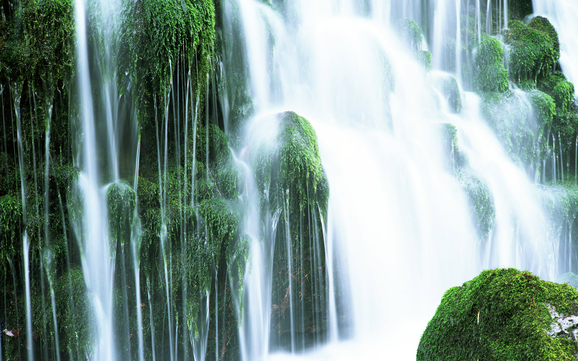 Waterfalls, streams, 3580