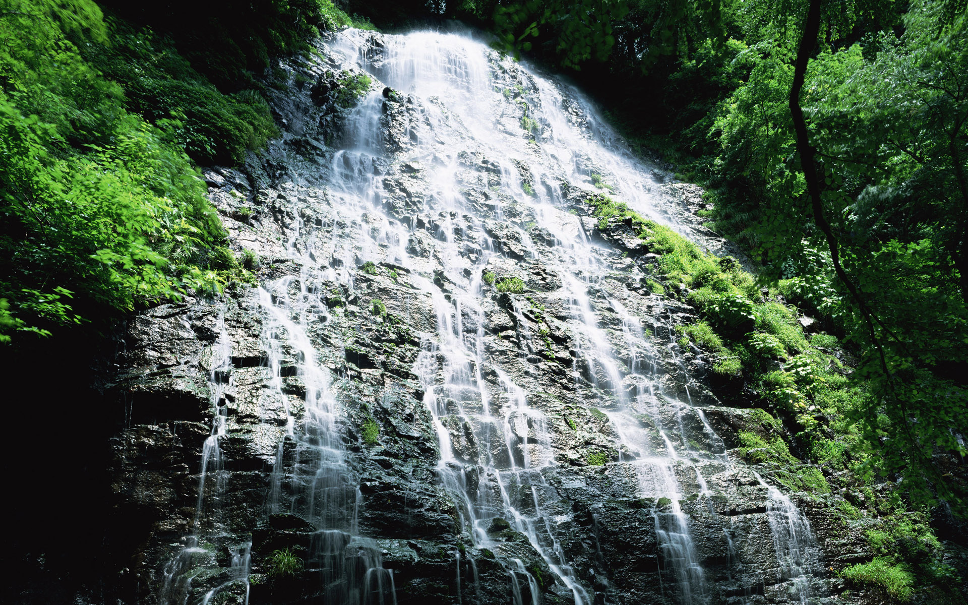 Waterfalls, streams, 4756