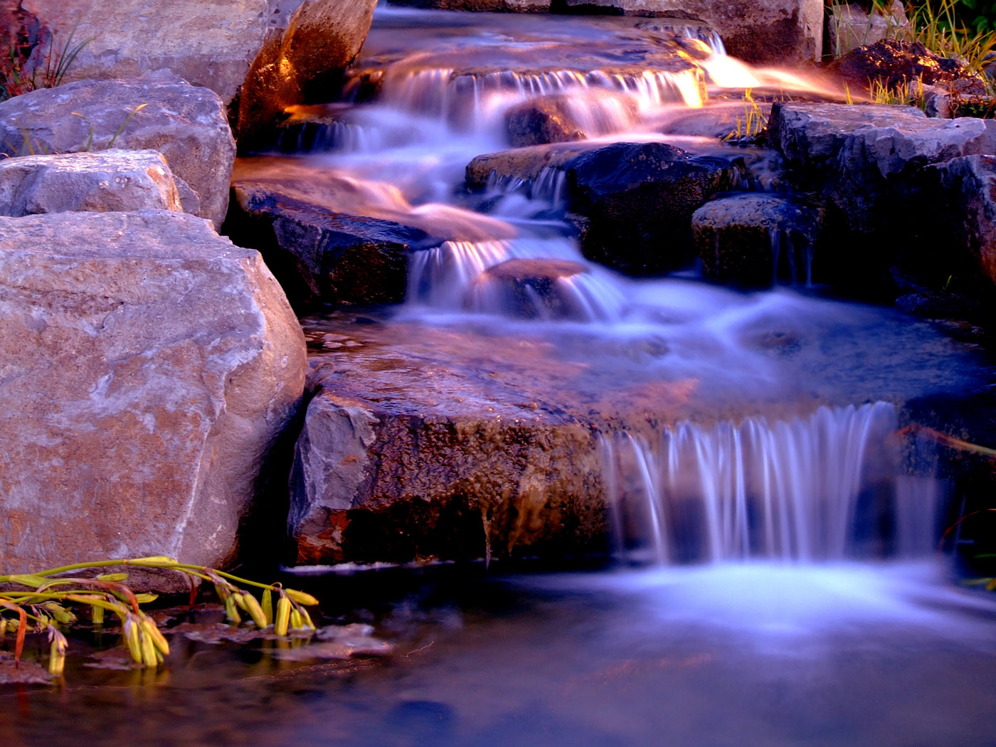 Water and streams 7064