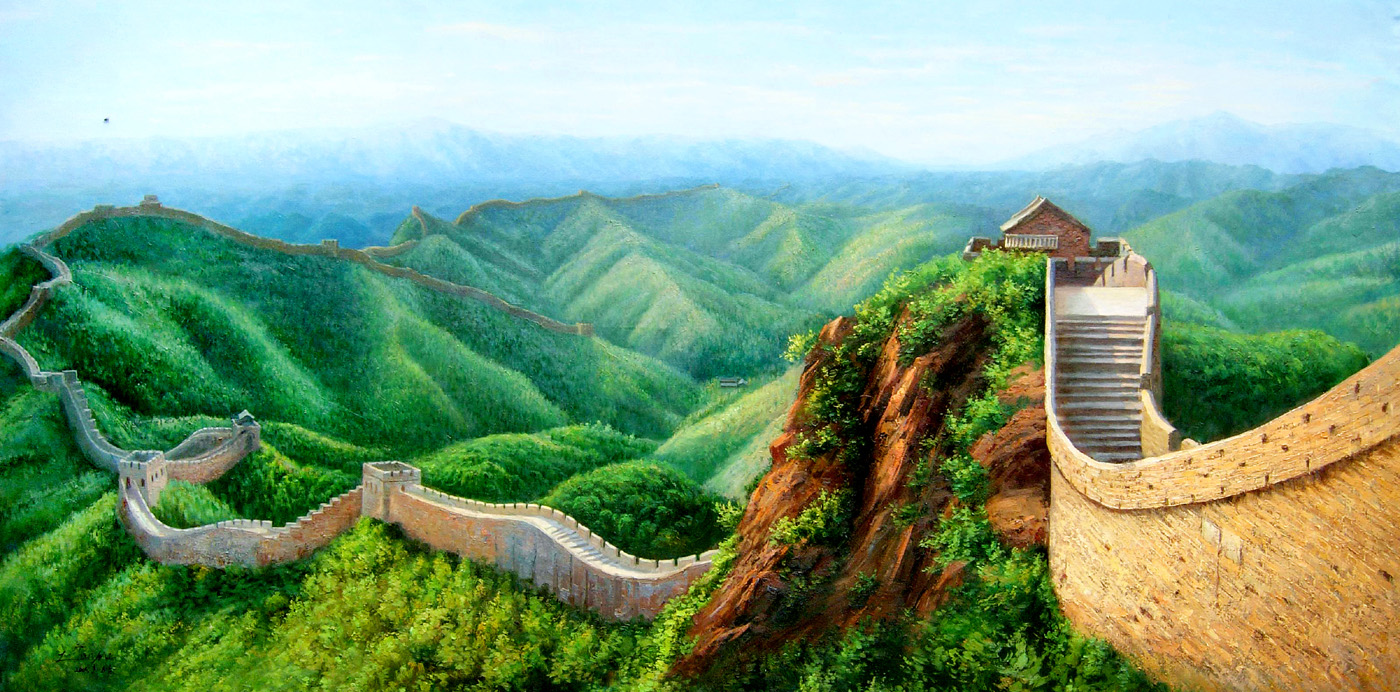 Great Wall Of China 30449 Flower Wallpapers Flowers