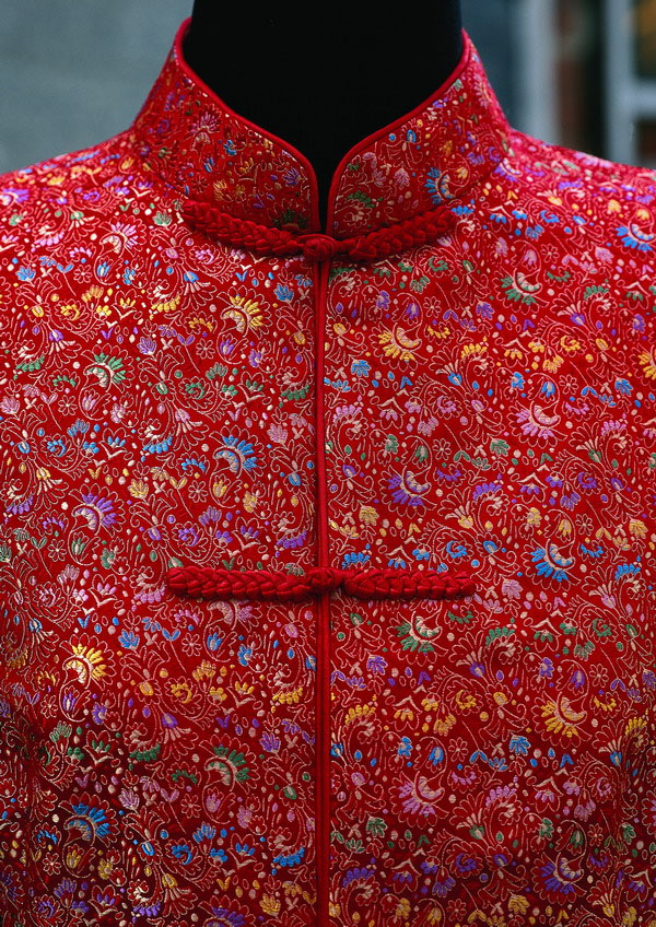 In traditional clothing textures 22639