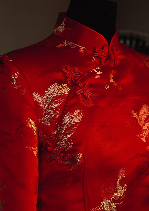 In traditional clothing textures 22719
