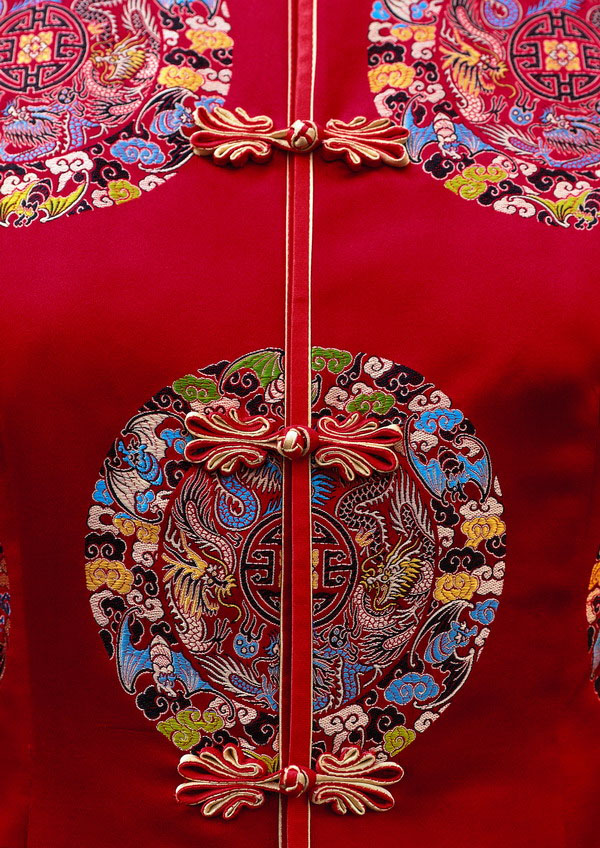 In traditional clothing textures 22771
