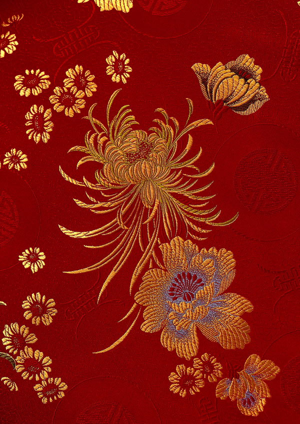In traditional clothing textures 22797
