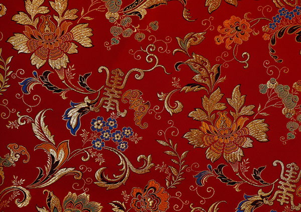 In traditional clothing textures 22952
