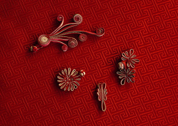 In traditional clothing textures 23083