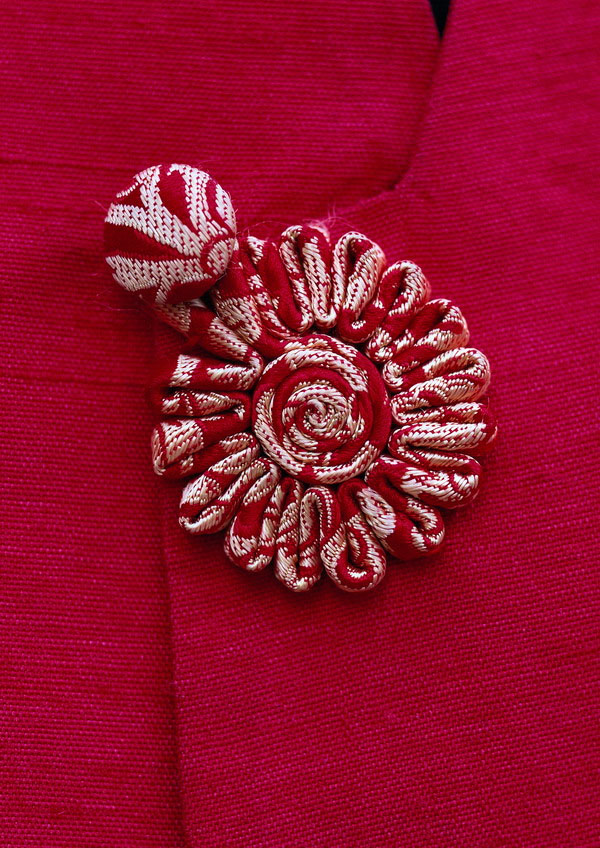 In traditional clothing textures 23109