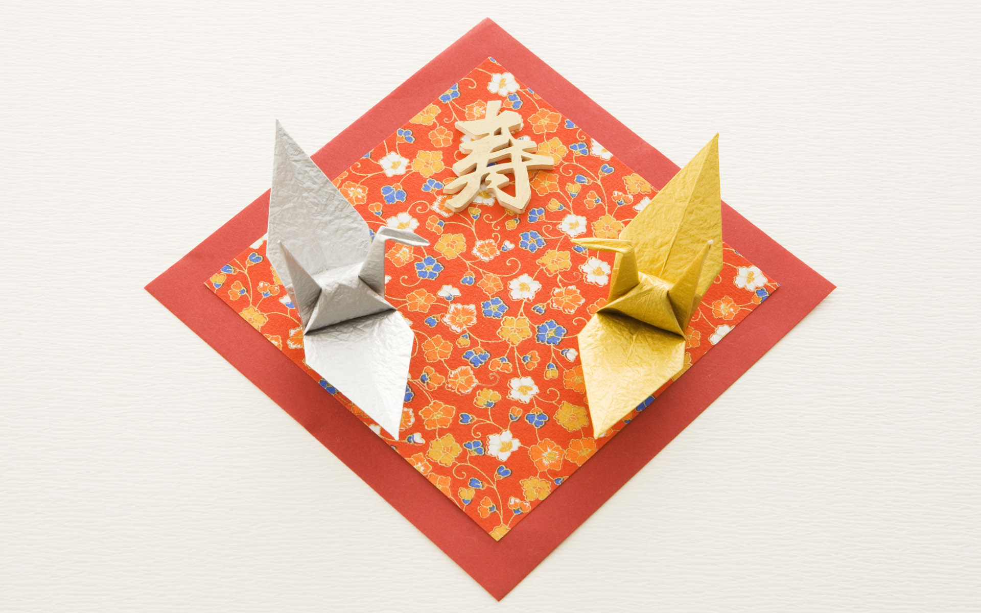 Japanese New Year and cultural material 4911