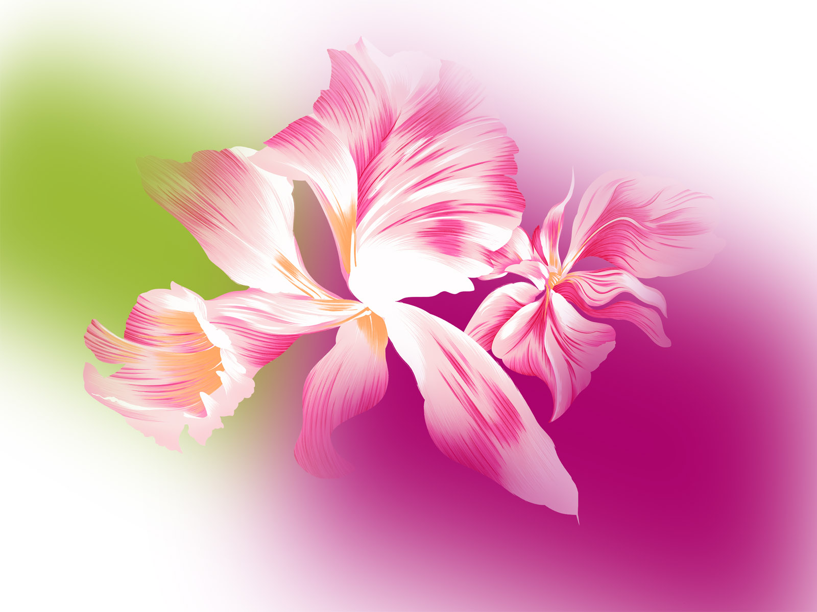 Synthetic Flower 2316