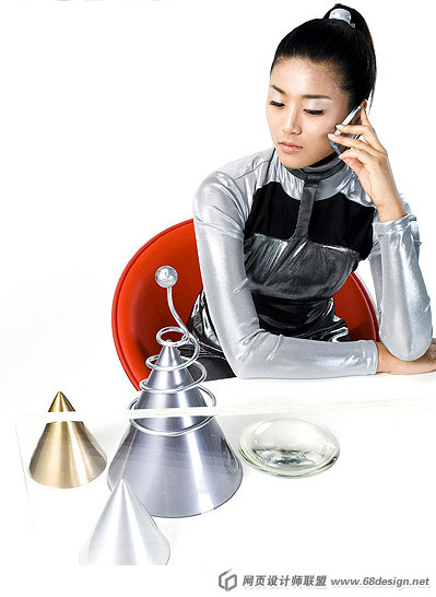 Technology Modern Women 7329