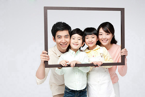 Happy Family People 27090