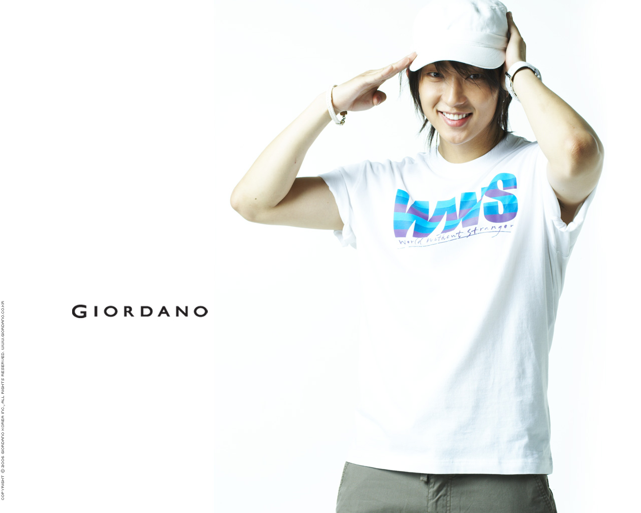 Giordano Korean Summer 23011