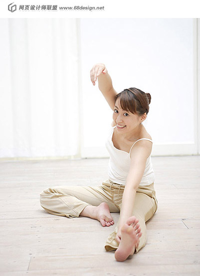 Yoga weight-loss figures 11003