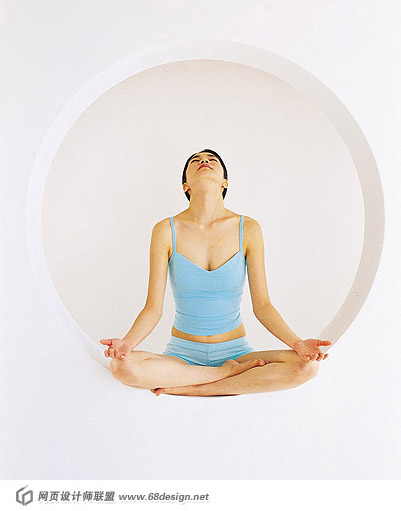 Yoga weight-loss figures 8150