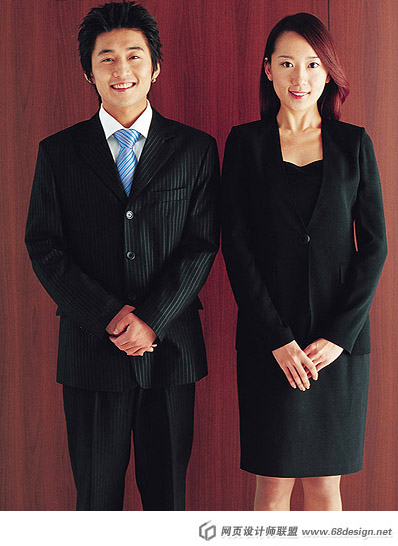 Business People Stock 10612