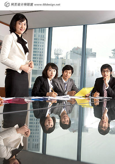 Business People Stock 20697