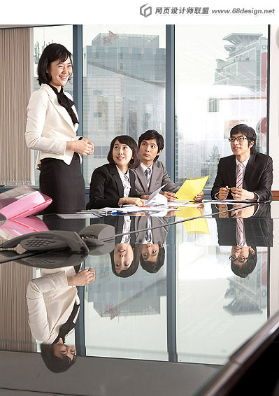 Business People Stock 22179