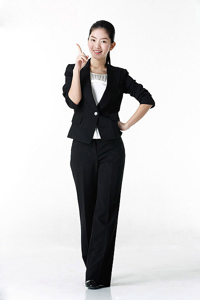 Material female business figures 28405