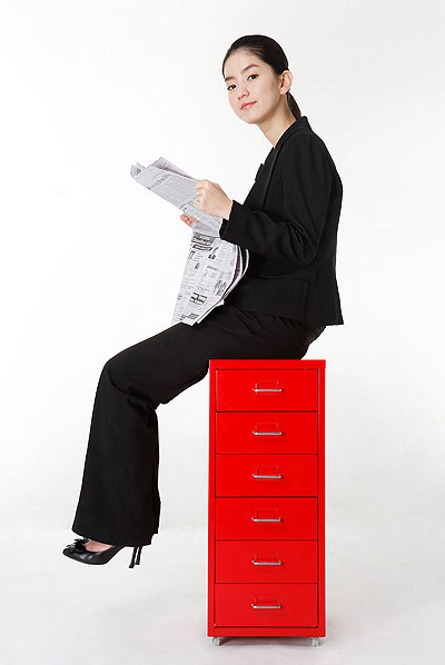 Material female business figures 28444