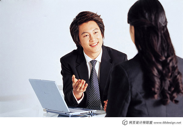 Business People Stock 5802